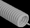 Ecoplast Ecoplast 10116 Труба гибкая гофрированная 16 мм из самозатухающего ПВХ-пластиката, лёгкая со стальной протяжкой