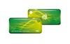 ISBC RFID-Брелок ISBC Em-marine+Mifare Classic 1K (зеленый)