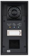 2N Telekomunikace Домофон 2N IP Force - 1кнопка вызова, пиктограммы, 10Вт динамик (возможность установки считывателя) (2N9151101RPW)