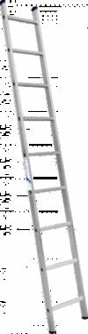 АЛЮМЕТ (ALUMET) Лестница приставная АЛЮМЕТ 5106