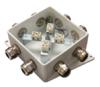 Гефест КМ-О (8к)-IP66-120х120, четыре ввода