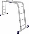 АЛЮМЕТ (ALUMET) Лестница-трансформер АЛЮМЕТ TL-4034 2х3+2х4 облегченная