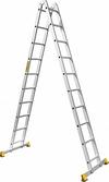 АЛЮМЕТ (ALUMET) Лестница-трансформер АЛЮМЕТ Т-210 2х10