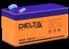DELTA battery Аккумулятор 12В 1,2 А∙ч (DTM 12012)