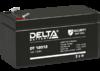 DELTA battery Аккумулятор 12В 1,2 А∙ч (DT 12012)