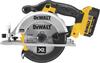 DeWALT Пила циркулярная аккумуляторная DeWALT DCS 391 N без АКБ и З/У