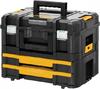 DeWALT Ящик для инструмента DeWALT T-BOX COMBO KIT II+IV (INCL ORGANIZATION) DWST1-70702
