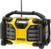 DeWALT Радио DeWALT DCR 017 с встроенным ЗУ, без АКБ