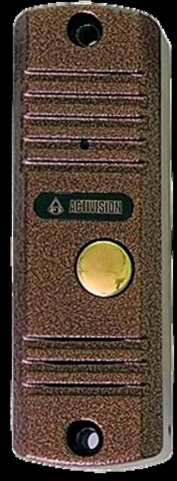Вызывная аудиопанель AVC-105 (медь)