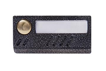 Вызывная аудиопанель AVC-109 (сер.антик)