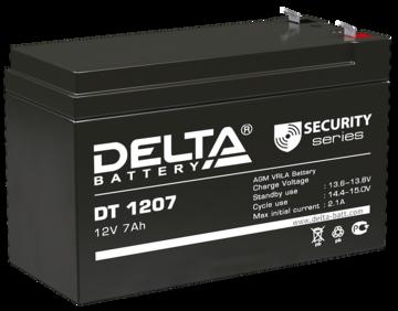 Аккумуляторная батарея Аккумулятор 12В 7 А∙ч (DT 1207)