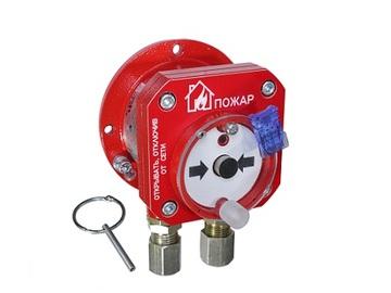 Извещатель пожарный ручной адресный С2000-Спектрон-512-Exd-М-ИПР