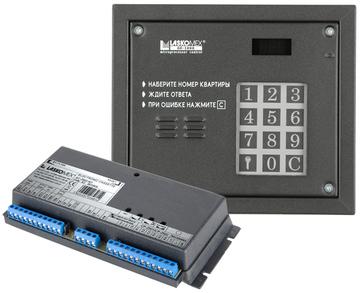 Вызывная видеопанель AO-3000 VTM + ЕС-2502
