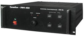 Усилитель ТРОМБОН УМ4-480