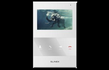Монитор видеодомофона SQ-04 (белый)