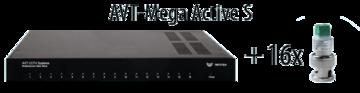 Комплект приемника и передатчика AVT-Mega Active S