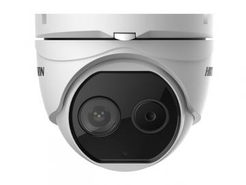 Тепловизионная видеокамера сетевая (IP) DS-2TD1217-3/V1