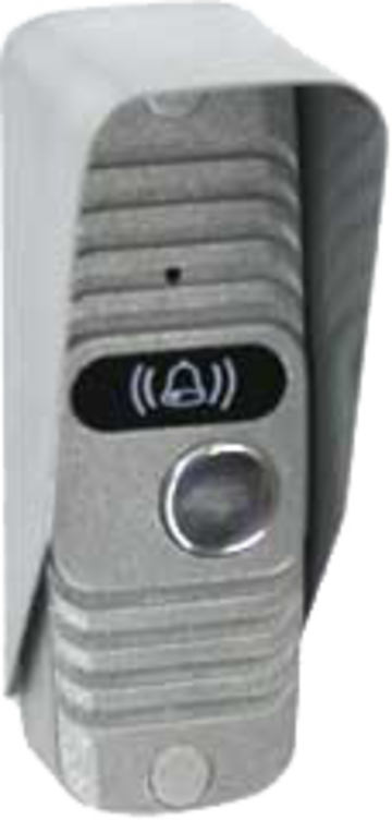 Вызывная видеопанель JSB-V05ML БК (светло-серый)