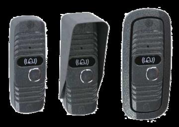 Вызывная видеопанель JSB-V055L БК (серебро)