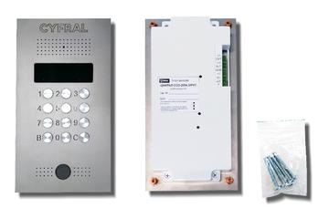 Вызывная видеопанель CCD-2094.3/PVC