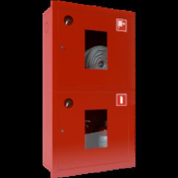 Шкаф для пожарного крана ШПК-320-12 ВОК (Ш-ПК-О-003Н-12) глубина 350 мм