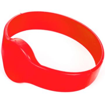 Бесконтактный браслет IL-10Е 65 mm (красный)