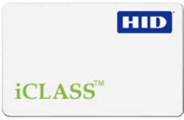 Бесконтактная карта HID iC 2004