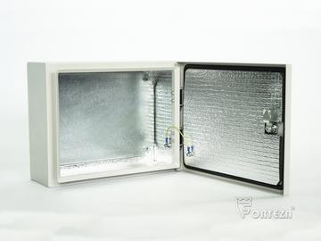 Шкаф металлический с термоизоляцией ТШУ-380.1