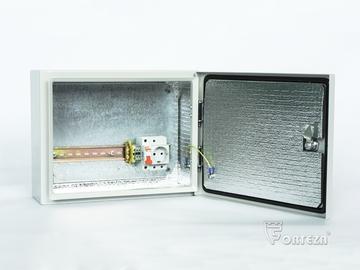 Шкаф металлический с термоизоляцией ТШУ-380.1.Б