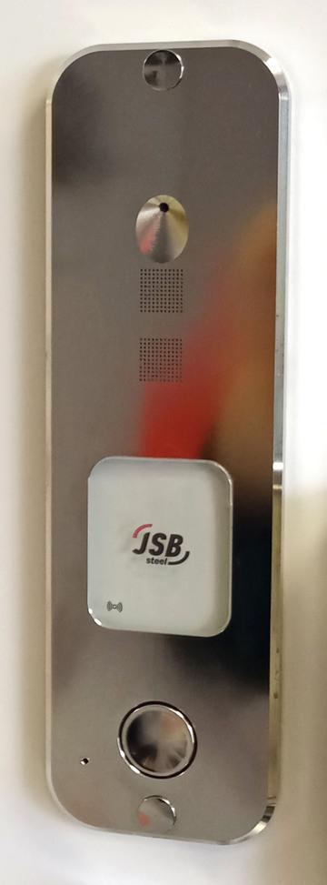 JSB Systems JSB-315.4 AHD (хром)