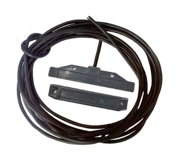 Извещатель охранный магнитоконтактный ДПМ-1Ех исп.02 переключающий геркон, 2м*×ПВС 3×0.75 (двойная изоляция)