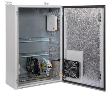 Шкаф монтажный NSB-3860H3F1
