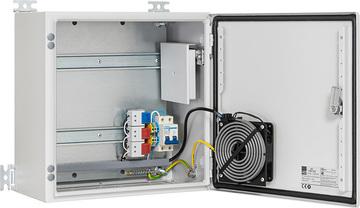 Шкаф монтажный NSB-6060H1F1