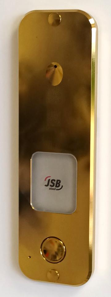 JSB Systems JSB-315.3 AHD (золото)