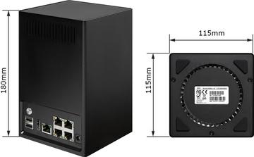 Видеорегистратор сетевой (NVR) NSBon-44