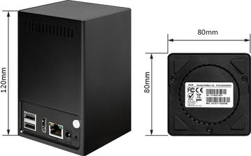 Видеорегистратор сетевой (NVR) NSBon-45