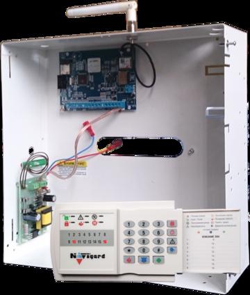 Комплект охранной сигнализации NV 2110