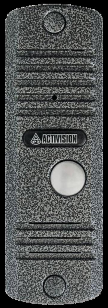 Вызывная видеопанель AVC-305 (NTSC) серебряный антик