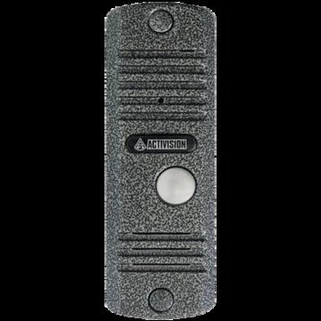 Вызывная видеопанель AVC-305 (PAL) серебряный антик