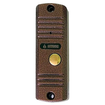 Вызывная видеопанель AVC-305 (PAL) медь
