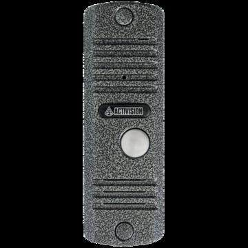 Вызывная видеопанель AVC-305M (PAL) серебряный антик