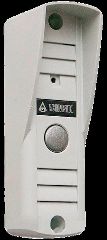Вызывная видеопанель AVP-505 (PAL) светло-серый