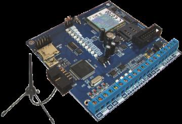 Контрольная панель охранная NV 2050