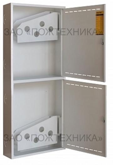 Шкаф для пожарного крана ПРЕСТИЖ-03-НЗБ-2ПК