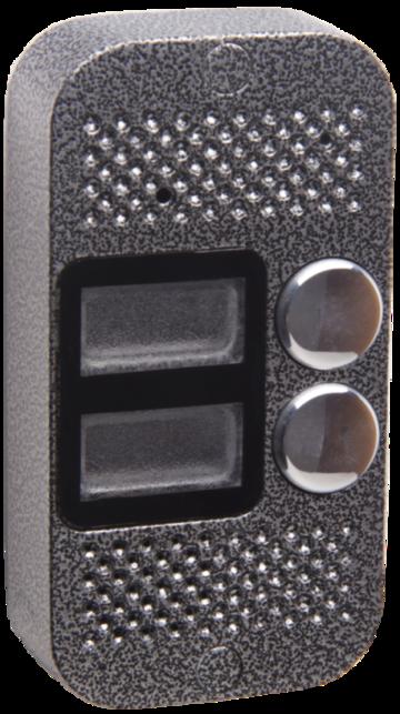 Вызывная видеопанель JSB-V082 PAL (серебро) OV7960