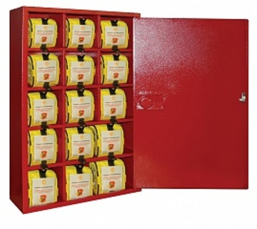 Шкаф для хранения средств индивидуальной защиты СИЗОД ПРЕСТИЖ-07-НЗК-01-15