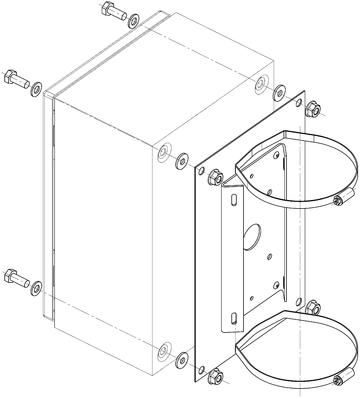 Кронштейн КС-6