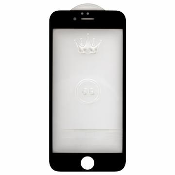 Noname Защитное стекло 4D для iPhone 6 черное (18-5061-9)