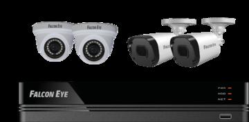 Falcon Eye FE-104MHD KIT Офис SMART
