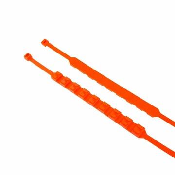 Rexant Хомут противоскольжения 900 x 9 мм оранжевый REXANT (уп. 10шт) (07-7020)